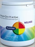 Coenzym Q10-H active (130 softgels) van Plantina
