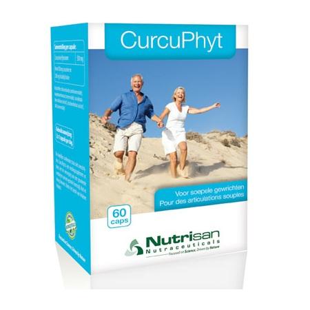 CurcuPhyt (60 vegecaps) van Nutrisan