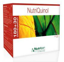 NutriQuinol 50 mg (180+ 30 softgels gratis!) van Nutrisan