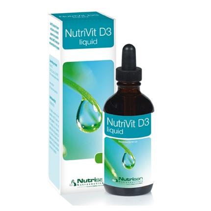 NutriVit D3 Liquid van Nutrisan 100 ml