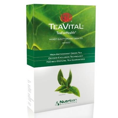 TeaVitaL Standard Groene thee van Nutrisan